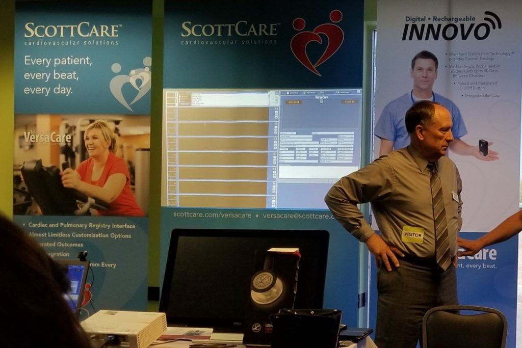 ScottCare was a Gold Sponsor of this event.